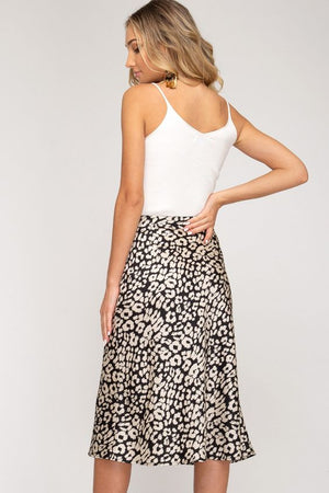 Wilde Ride Midi Skirt