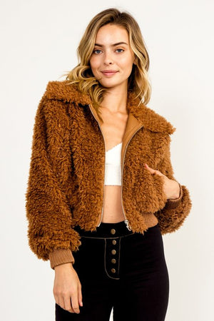 Better than Ever Cropped Jacket