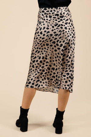 Grrrl Power Midi Skirt