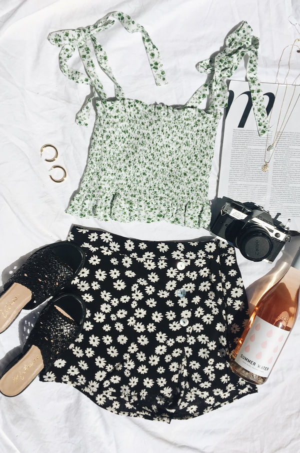 Daisy Days Mini Skort