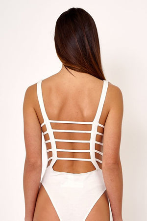 Lattice Bodysuit