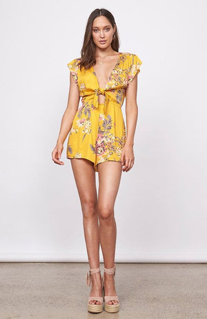 Tokyo Playsuit by Mink Pink