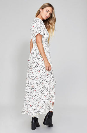Midsummer Dream Maxi Dress by Mink Pink