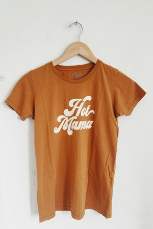 Hot Mama Tee by Elison Rd.
