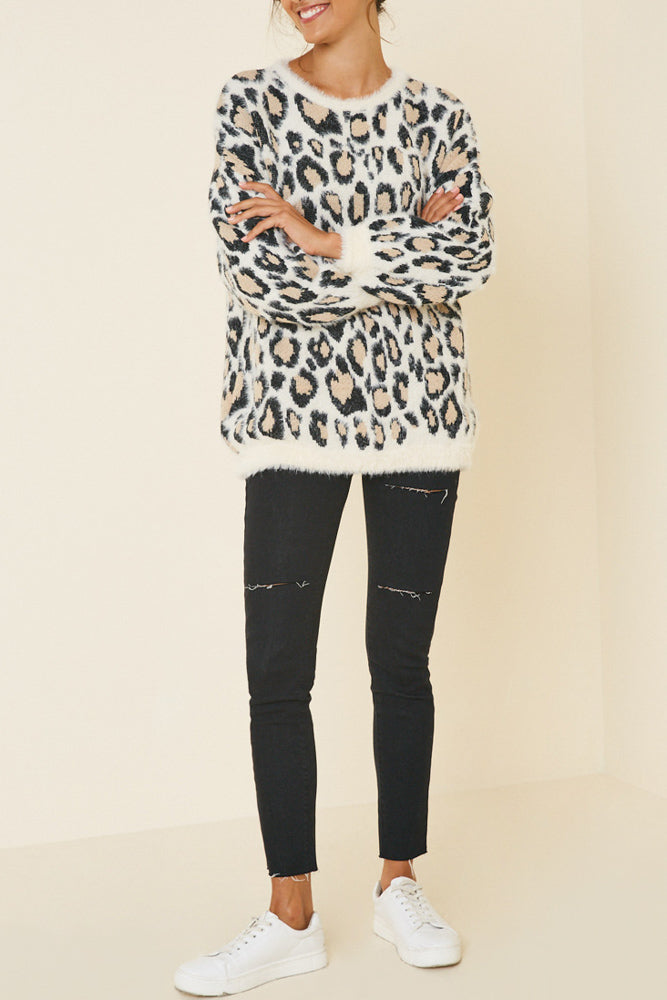 Catty Behavior Sweater