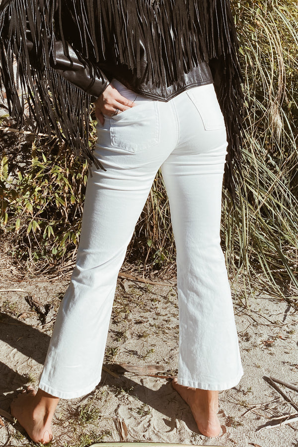 Shine On Flare Jeans