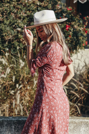 In the Meadow Midi Dress