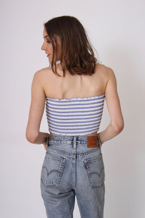 Karly Strapless Top