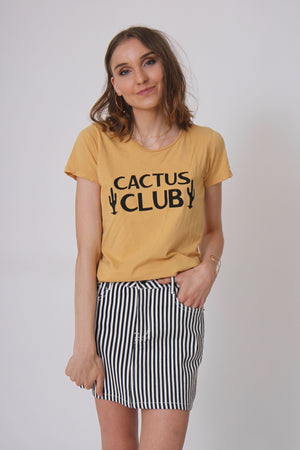 Cactus Club Tee by Bandit Brand