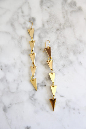 Dakota Earrings by Vanessa Mooney