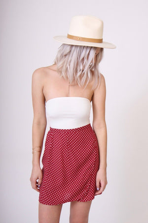 Fearless Wrap Skirt by Some Days Lovin'