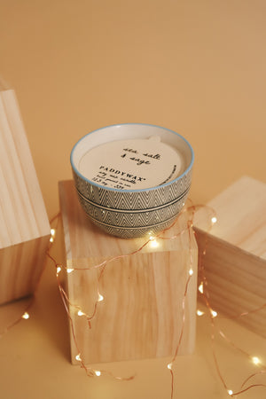 Sea Salt & Sage 12.5 Oz Candle by Paddy Wax