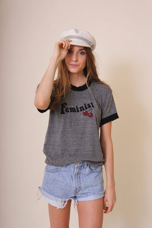 Feminist Tee by Hips and Hair