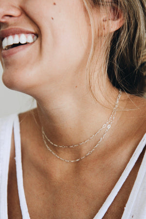 Eyelet Choker by Marida Jewelry