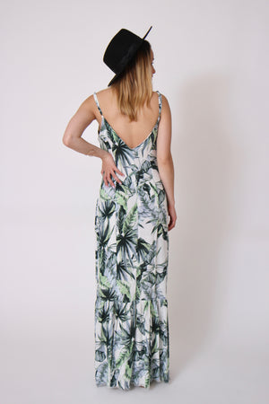 Palm Fringed Maxi by Some Days Lovin'