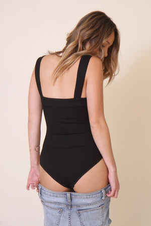 Black Taylor Bodysuit