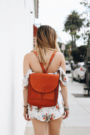 Mia Convertible Backpack by Tribe Alive
