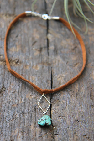 Native Stone Choker