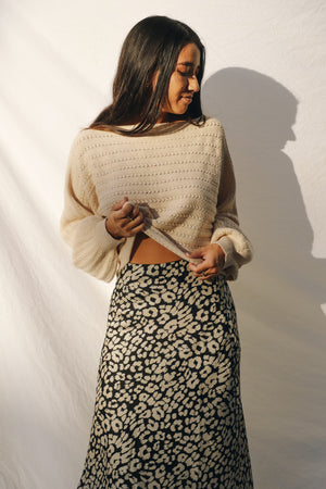 Bristol Cream Sweater