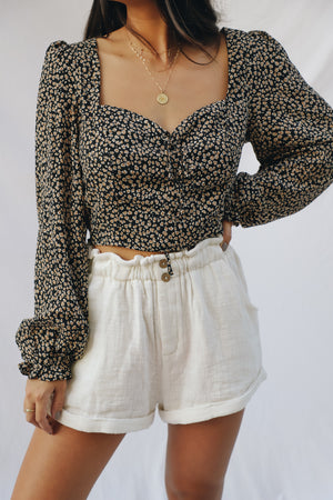 After Party Blouse