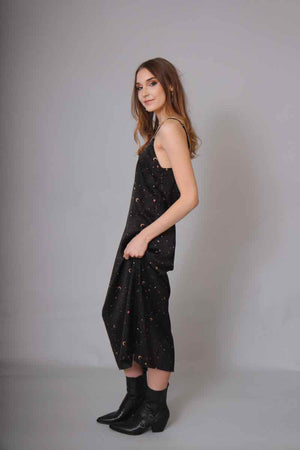 Star Gazer Midi Dress