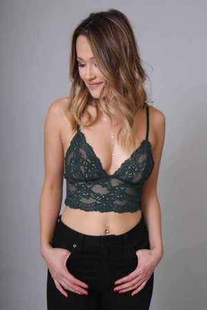 Elena Lace Bralette (4 Colors)