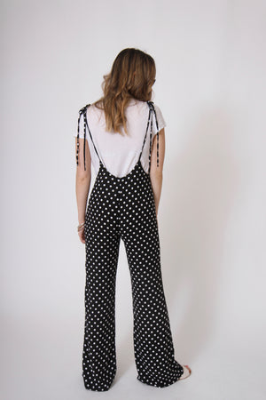 Mae Dotted Jumpsuit