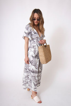 Take Flight Midi Dress by Some Days Lovin'