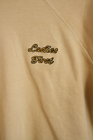 Ladies First Sweatshirt by Hips & Hair