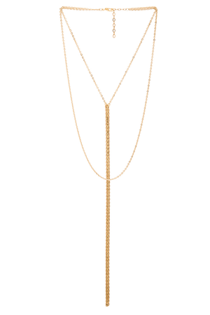 Jagger Necklace by Five and Two
