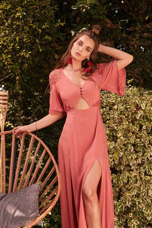 Stubborn Love Maxi by Sage the Label