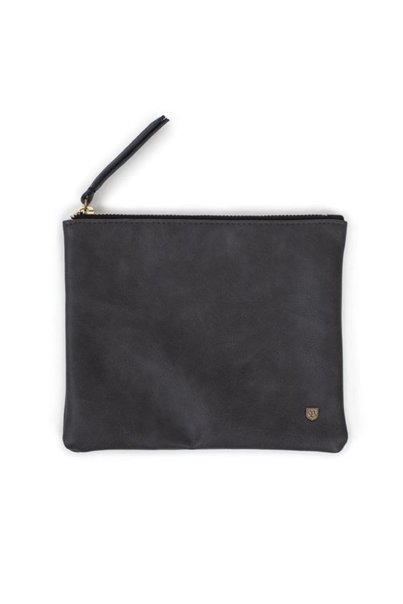 Black Jill Clutch by Brixton