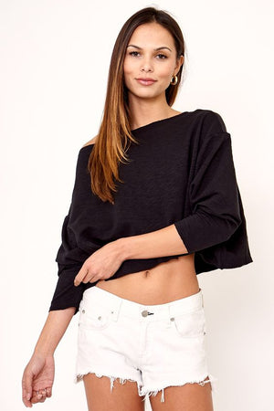 Poppy Slouch Sweater