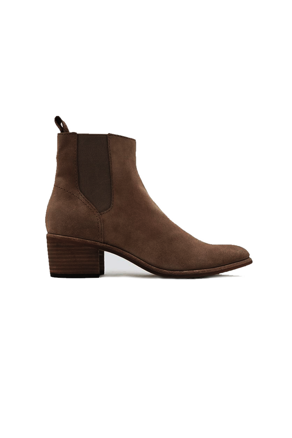 Brown Suede Colbey Boots by Dolce Vita
