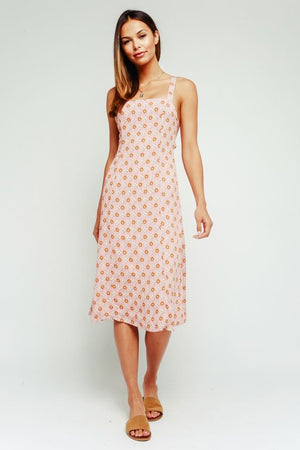 Medallion Midi Dress