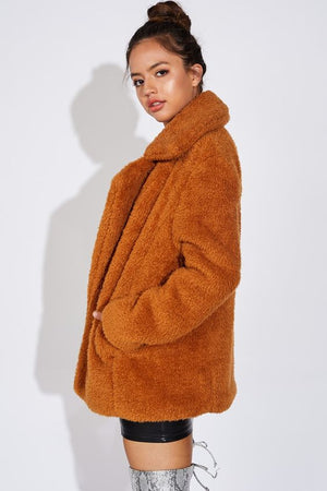 Tessa Teddy Coat