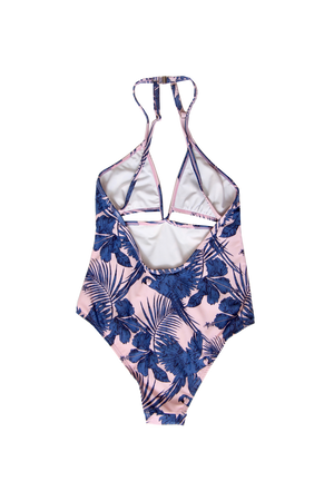 Hibiscus Island One Piece by Mink Pink