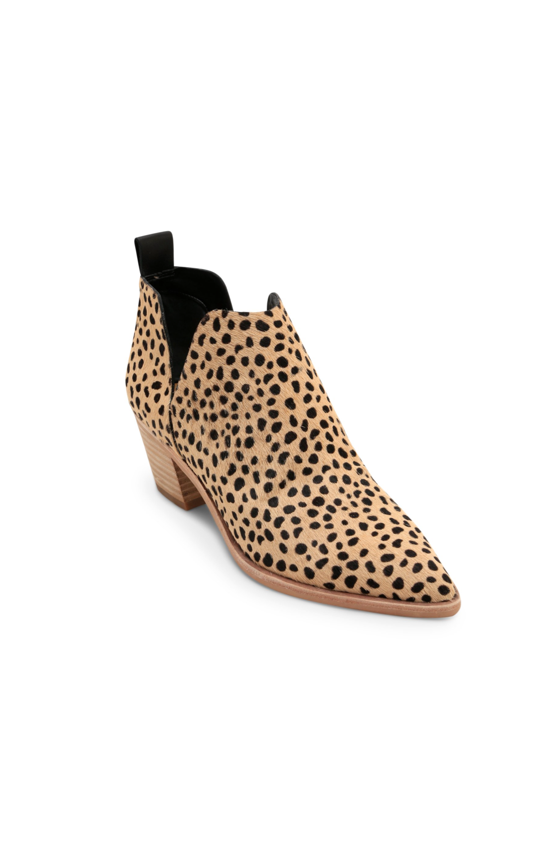 Sonni Leopard Booties By Dolce Vita