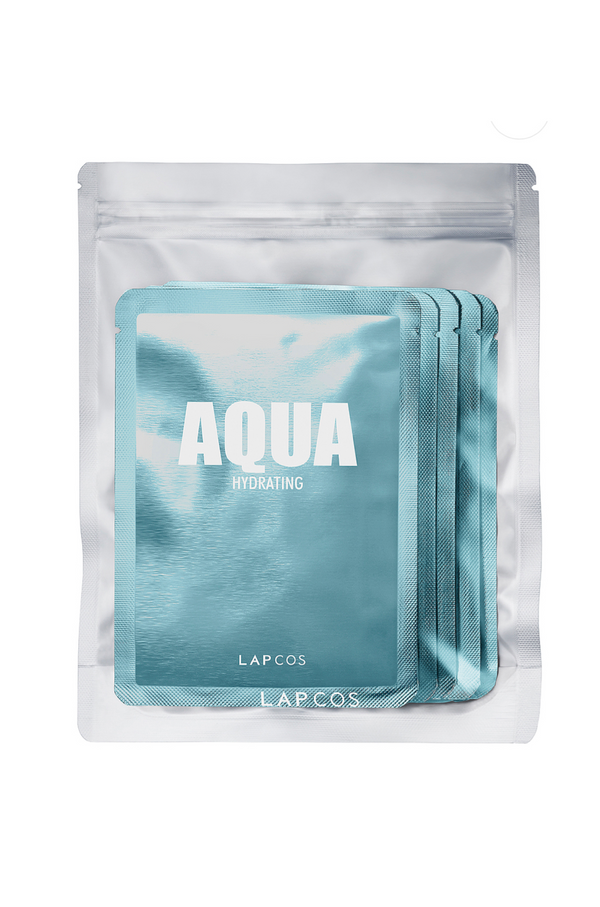Aqua Daily Skin Mask 5 Pack by Lapcos