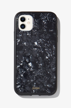 Black Pearl Tort, iPhone Case by Sonix