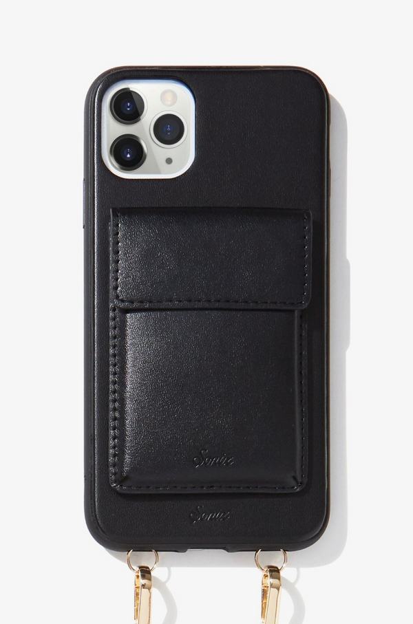 Black Crossbody iPhone (11 Pro/XS Max) Case by Sonix