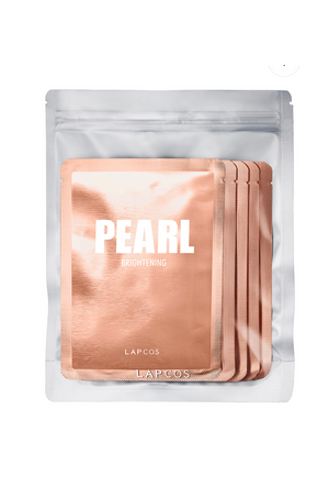 Pearl Daily Skin Mask 5 Pack by Lapcos
