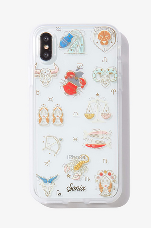 Zodiac iPhone (X/XS) Case by Sonix
