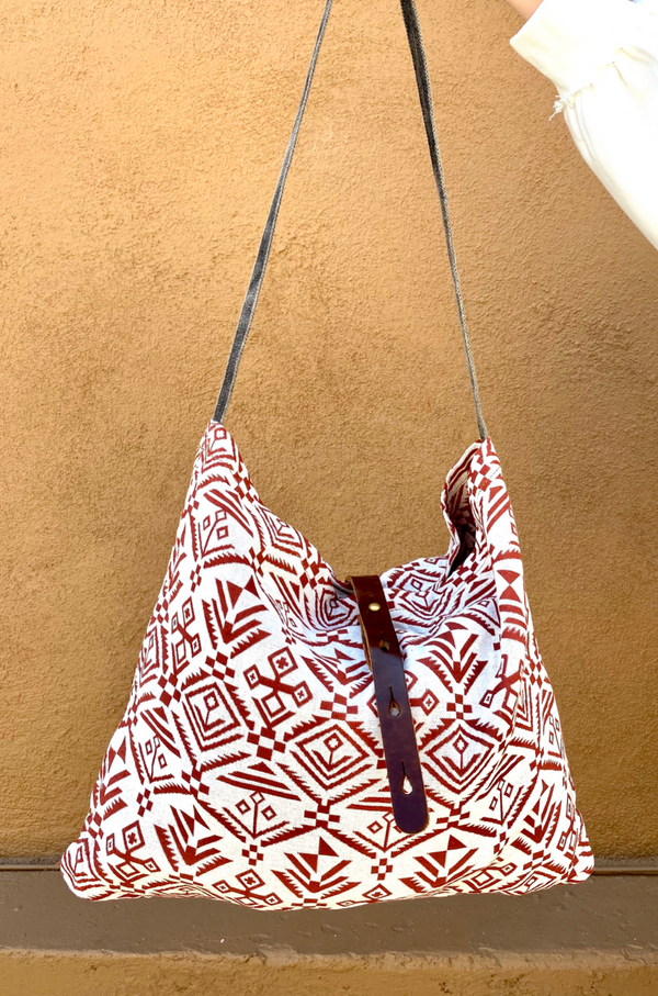 Indio Crossbody Tote