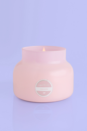 Volcano Pink Signature Jar 19 Oz Candle by Capri Blue