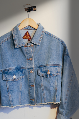 Boulder Light Blue Denim Jacket