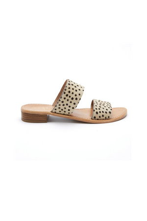 Leopard Limelight Slides by Matisse