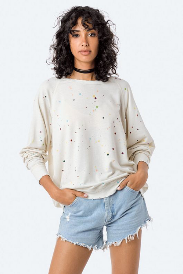 Painter Pullover by Lovestitch Clothing