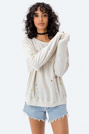 Painter Pullover Sweatshirt
