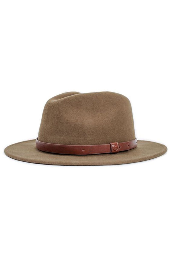 Olive Messer Fedora by Brixton